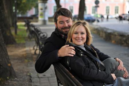 Таллин фотосессия в старом городе, найти фотографа в Таллине