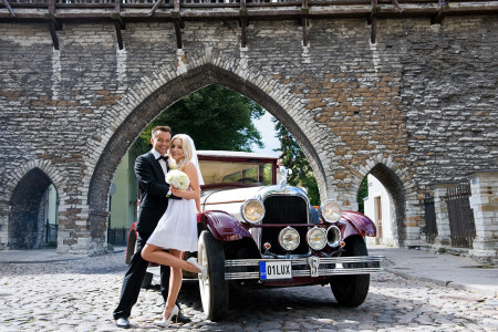 Свадьба в старом городе, Таллин