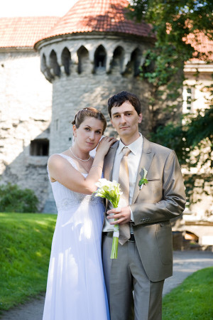 Свадьба в Таллине
